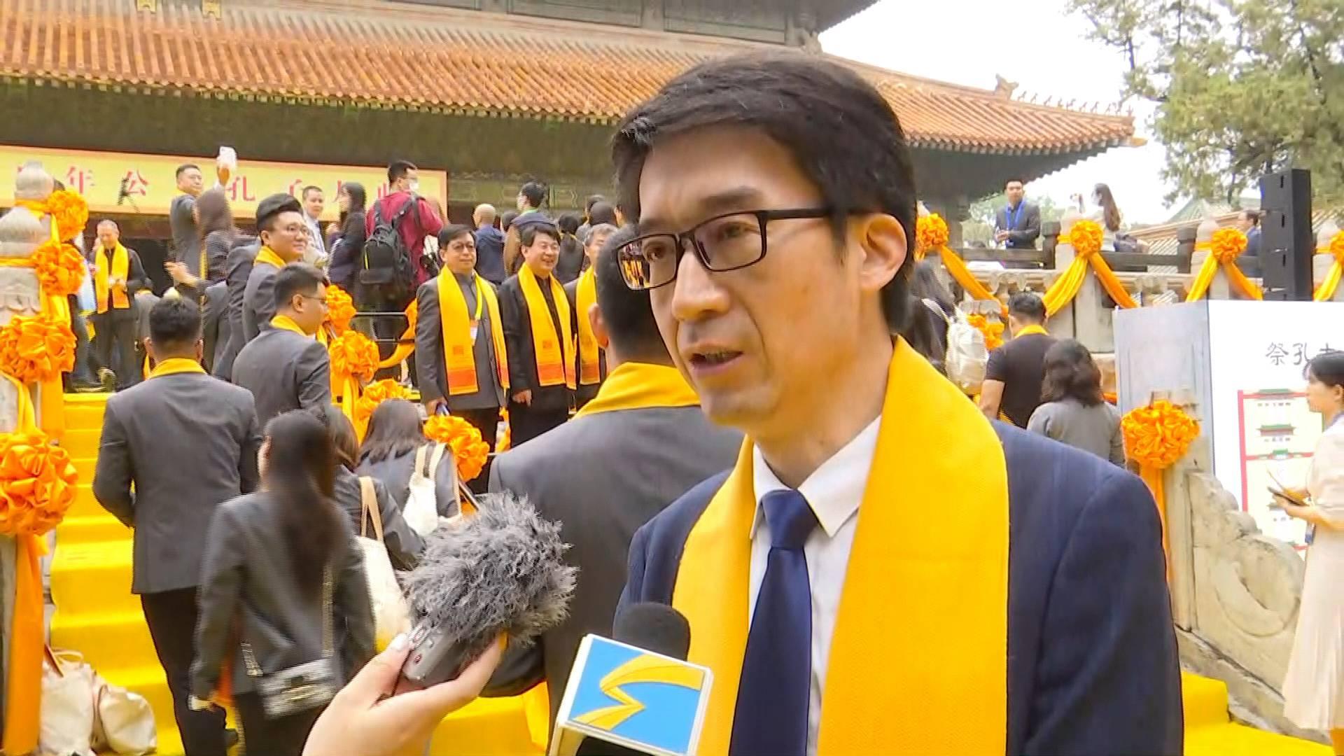 南京大学新闻传播学院教授、博士生导师周凯:在传统文化传播过程中一定要有仪式感