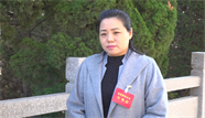 威海魏桥科技工业园有限公司董事长张艳红:全力推进招商工作发展