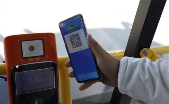 出行更方便,威海南海新区公交车可刷市民卡乘坐