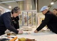周末好去处!中国泰山艺术品博览会展出近3000件艺术作品