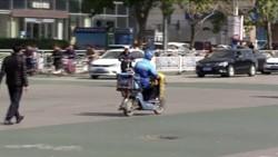 """视频丨一个月发生交通事故20余起!聊城外卖小哥该如何杜绝""""速度与激情"""""""