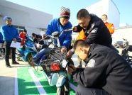 威海:电动自行车多的企业  可约交警上门登记挂牌