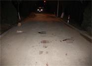 威海:无证老汉开无牌车 侧翻后老伴摔伤不治身亡