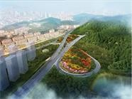 """威海环山路改建工程高新区段绿化建设吹响""""集结号"""" 绝美景观大道即将呈现"""