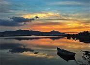 组图|威海荣成:石岛的云彩美翻了 美轮美奂!