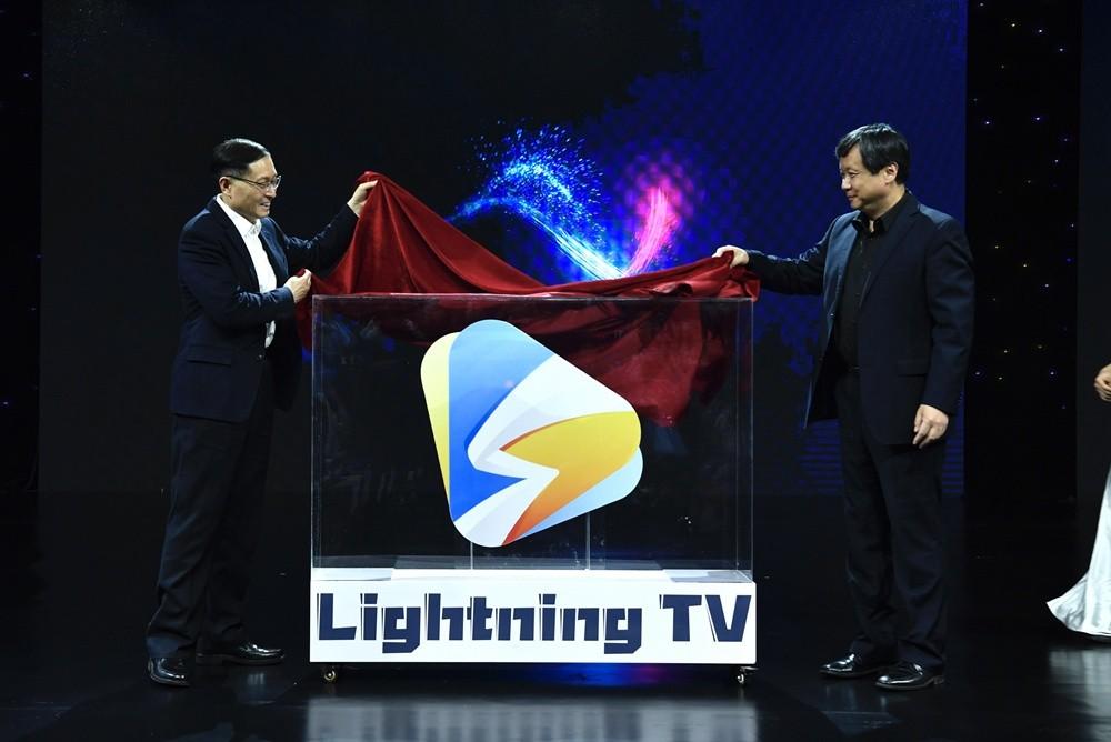 高清组图|闪电MCN Lightning TV上线!十亿级流量扶持正能量创作者