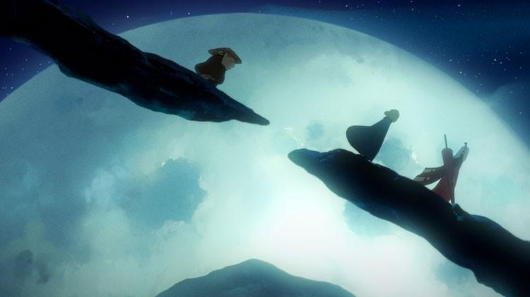 """58秒丨动画电影《妙先生》济南路演 导演解读其""""妙""""处所在"""