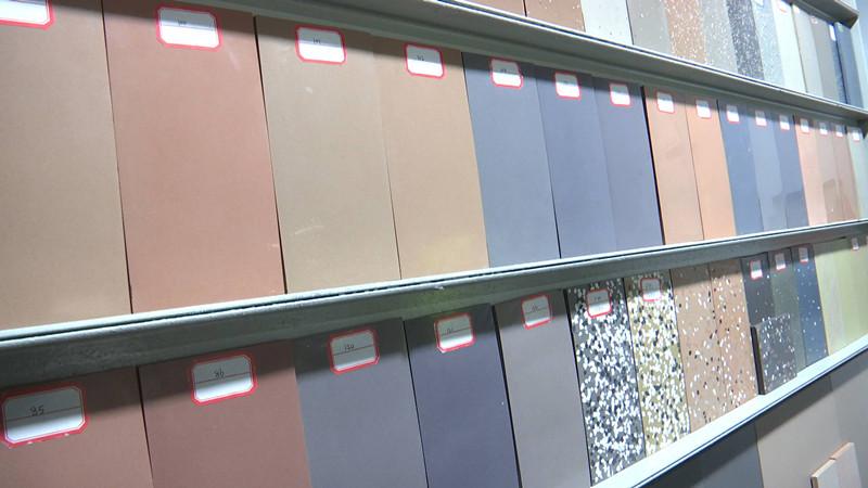 高质量发展新嬗变 | 淄博: 粉煤灰制成陶瓷砖 灰色垃圾成循环材料