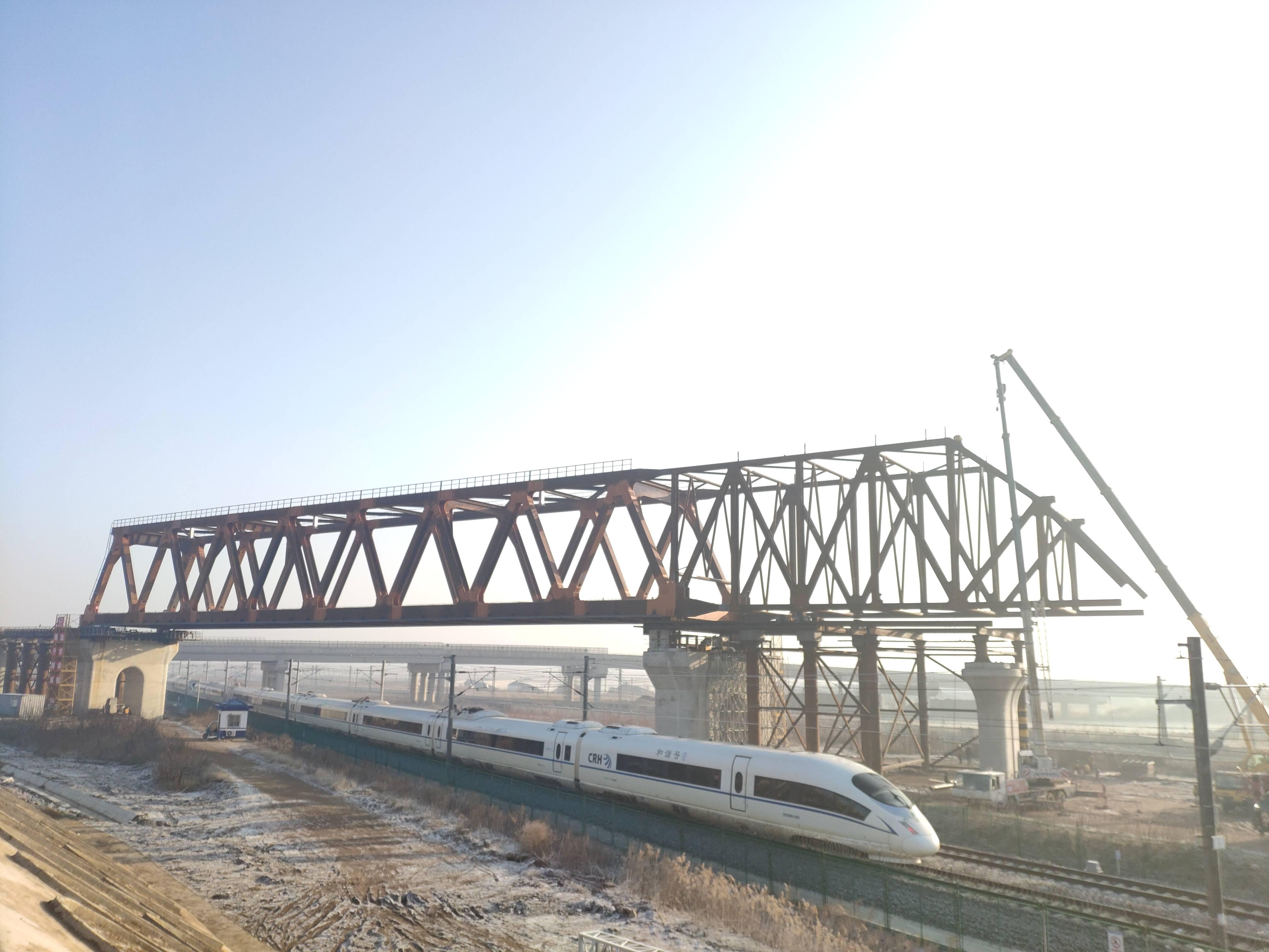 潍莱高铁新进展!莱西段完成又一节点目标