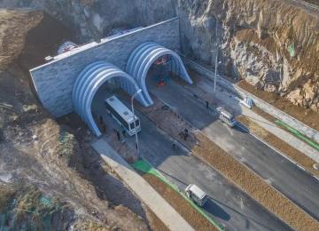 组图 | 威海荣成公交将开通穿越隧道新线路