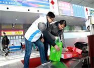 青荣城铁开通5周年,荣成志愿者服务乘客数百万人次