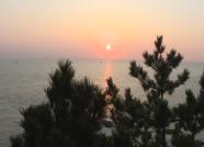 你好2020!威海成山头迎新年第一缕阳光