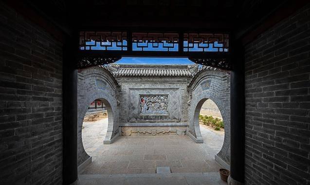 走进清代城堡式民居魏氏庄园 领略独具艺术风格的建筑群