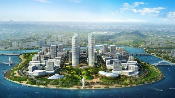 威海高新区成功获批省级海洋特色产业园区