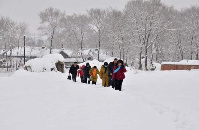 济宁7日将迎中到大雪 局部零下10℃