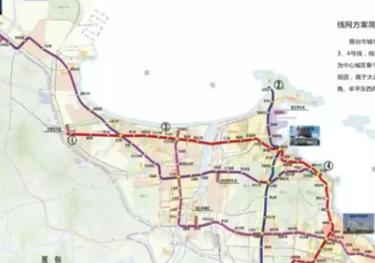 烟台地铁新动向!轨道交通集团有限公司揭牌,2020年争取1期工程开工