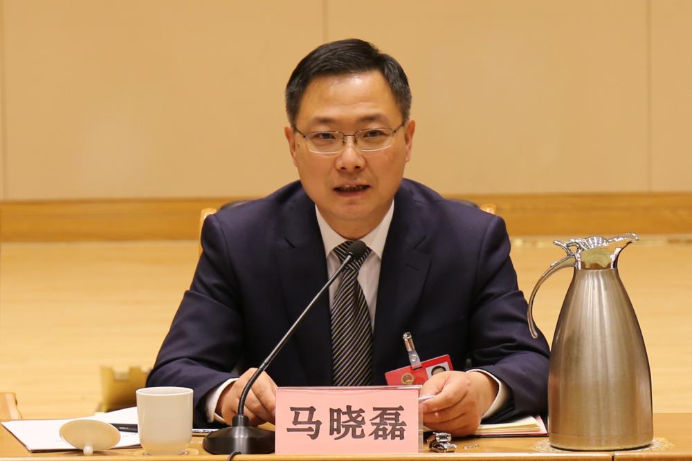 马晓磊:聚共识 强信心 勇担当 为淄博凤凰涅槃加速崛起贡献更大智慧和力量