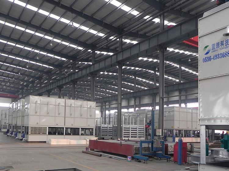 重大项目巡礼 山东蓝想环境科技股份有限公司:打造消白雾环境产业第一品牌