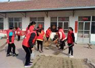 广饶县以村民互助会为抓手深入开展文明实践活动