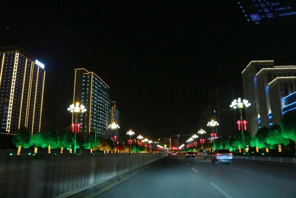 音乐喷泉,水幕电影…2020临沂市区春节夜间亮化方案来了