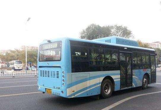 10日起 威海公交92路恢复运行锦绣北山路段