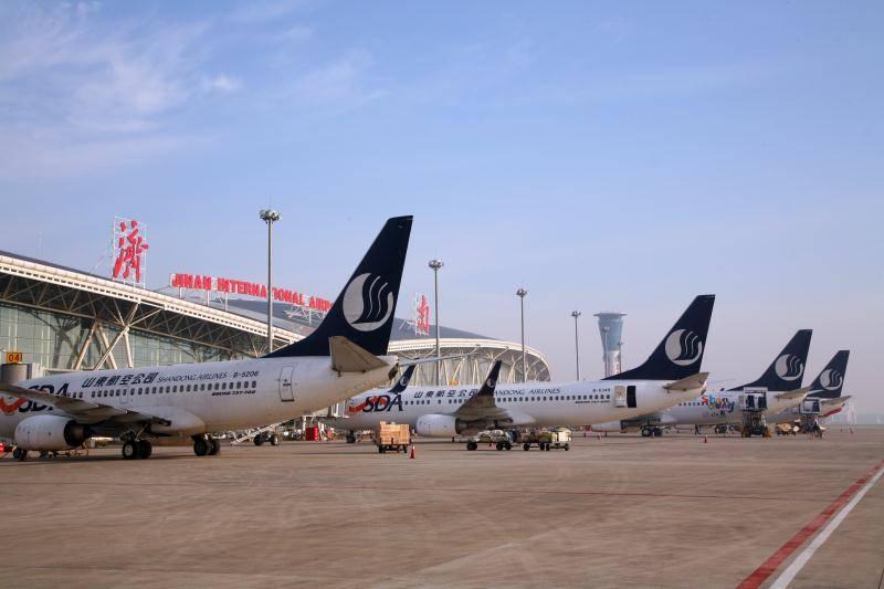 开航线强保障畅信息 济南国际机场多措并举保障2020年春运