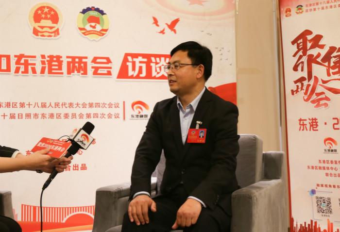 日照市东港区政协委员李洪江:让老百姓在家门口享受更优质的教育