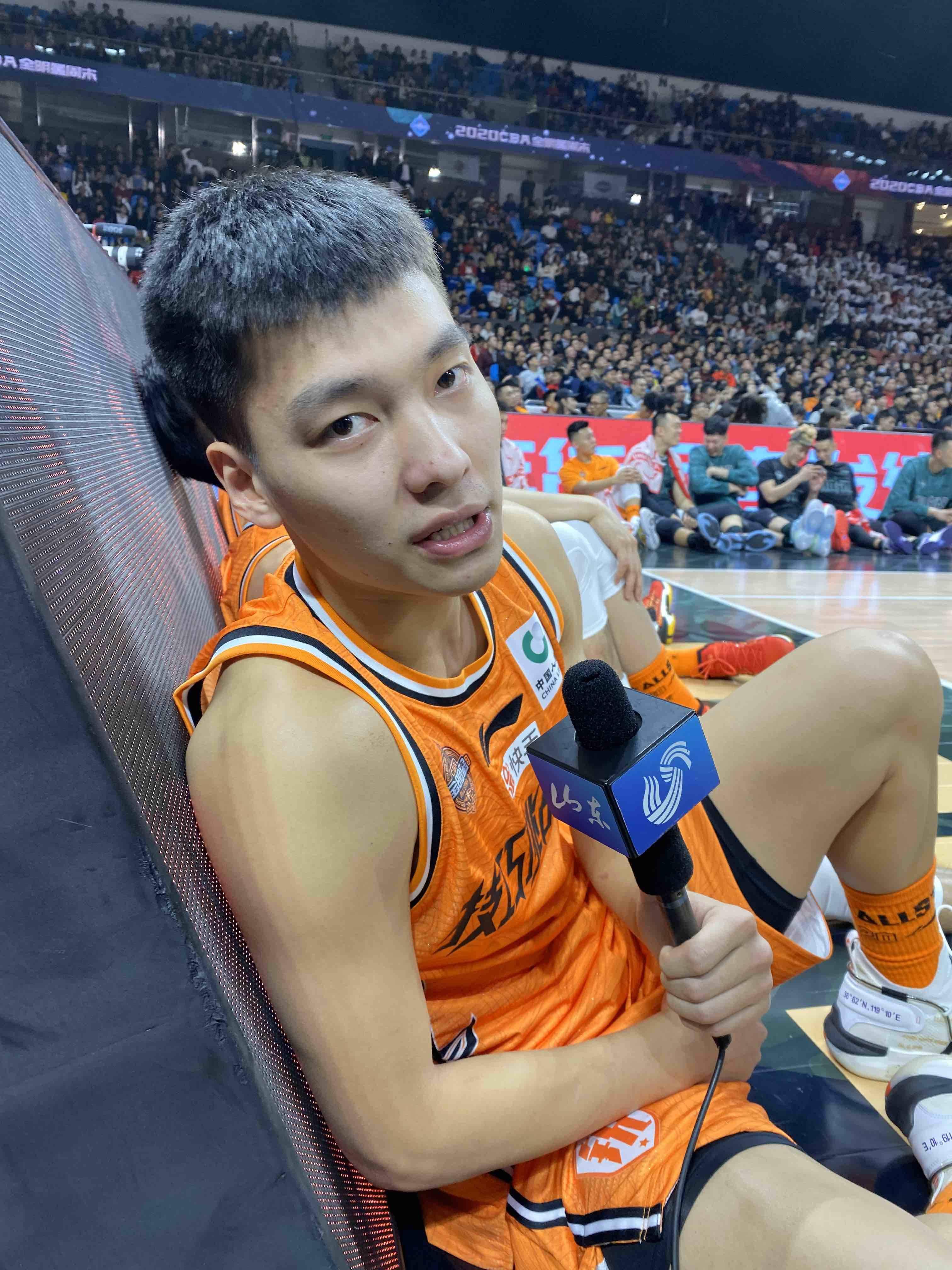 技巧赛冠军陈培东:我就是冲着冠军来的