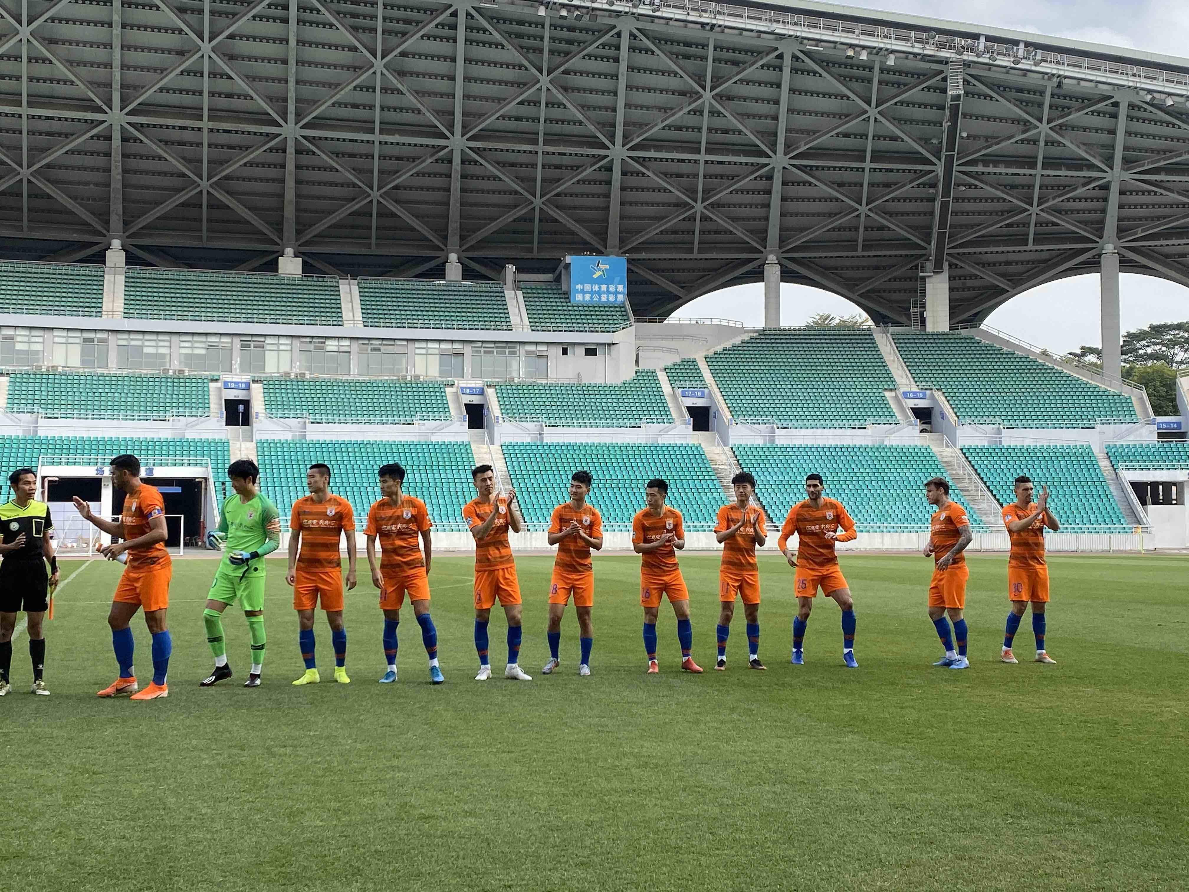 半场战报:佩莱、刘超阳建功 鲁能2-0呼和浩特暂时领先