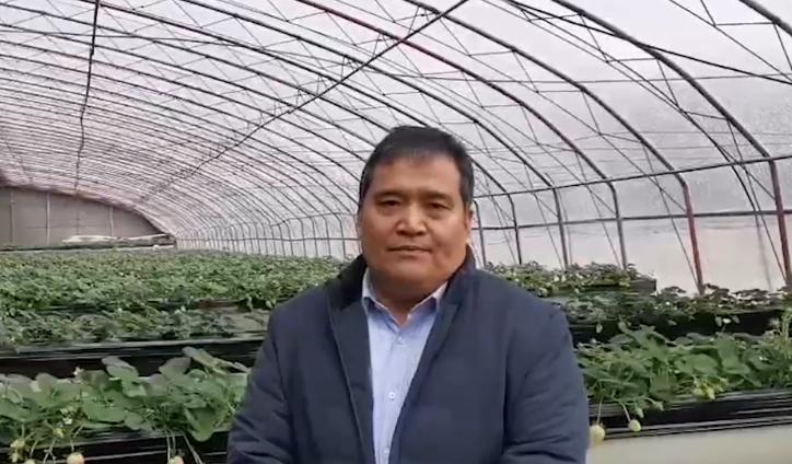 Vlog·担当履职这一年|省人大代表康希良:壮大集体经济,让群众享受实实在在成果