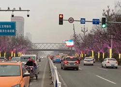 聊城东昌路(卫育路—健康路)封闭施工结束,提前一天开放通车