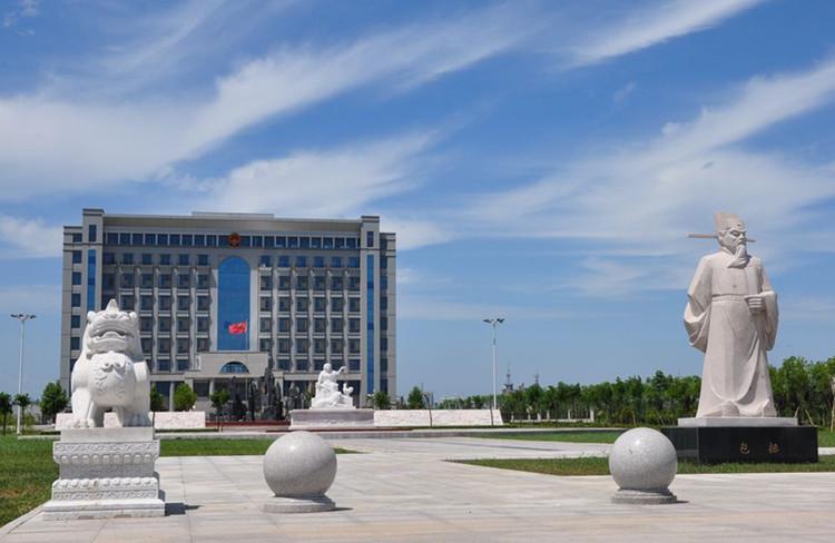 法官故事:聊城高唐县法院在医院里的庭审