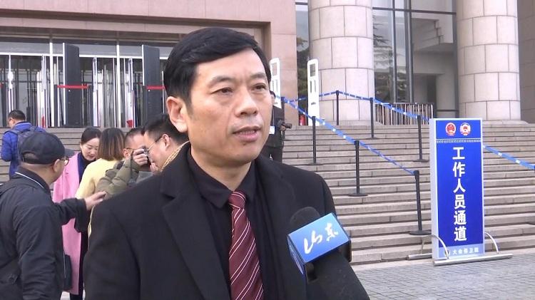 V观·竖屏30秒丨省人大代表刘颖:真切感受到山东营商环境的变化