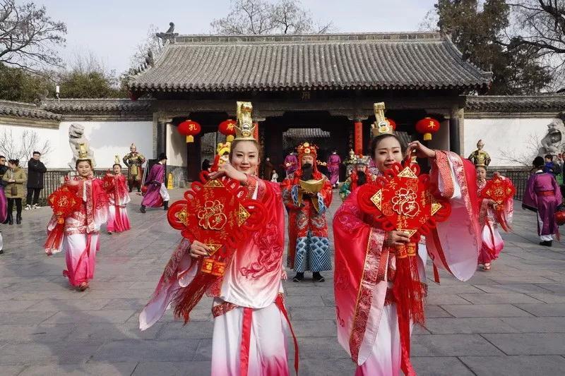 过大年、逛庙会、赏灯会,济宁备好春节文旅大餐!
