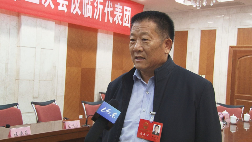 省人大代表李云龙:回村后把政策吃透弄通 与大家一起致富