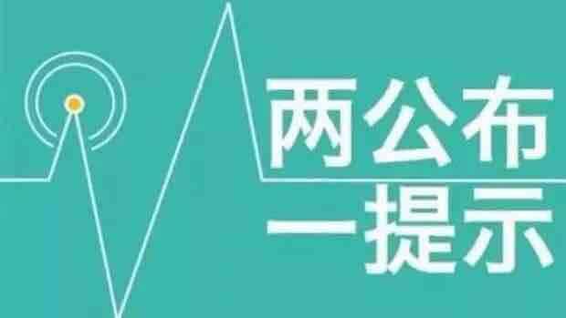 """滨州沾化交警发布2020年春节期间交通安全 """"两公布一提示"""""""
