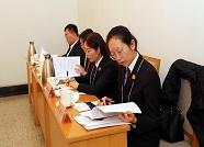 """149名检察官到省""""两会""""听取意见建议"""