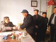 """领米、领油、领现金!潍坊寿光这个村的老人收到了在外游子的""""新春礼包"""""""