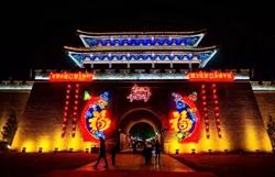 春节假期玩转聊城古城,灯展、庙会...精彩活动等你来!