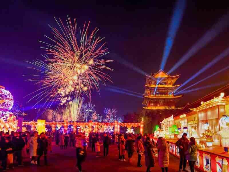 潍坊市民注意!原定2020年正月初一至十六举办的杨家埠民俗文化灯会活动取消