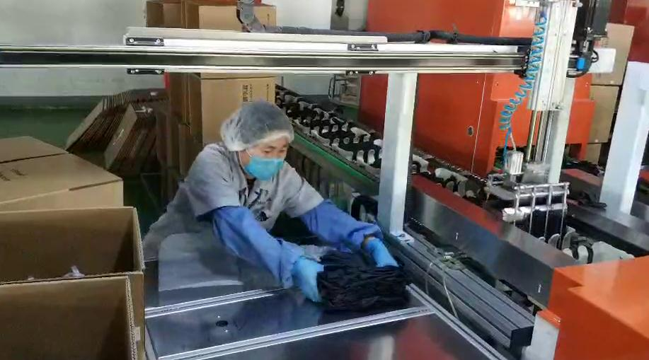 驰援武汉,抗击疫情!淄博市蓝帆医疗公司捐赠医疗级防护手套100万只
