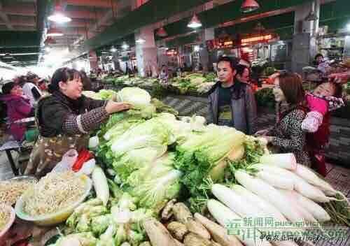 潍坊寒亭下发通知:城区农贸市场及便民摊点群闭市