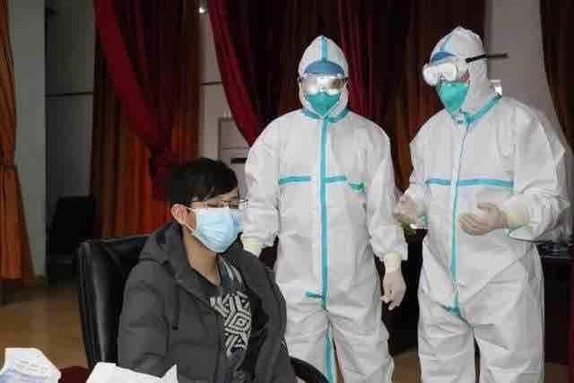 迎战新型冠状病毒肺炎,潍坊市疾病预防控制中心给全市居民的一封公开信