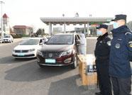 潍坊公安2万余名警力全员坚守 全力以赴抗击疫情