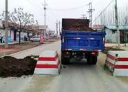 潍坊昌乐:多地村庄自行封路 消防部门作出重要提醒