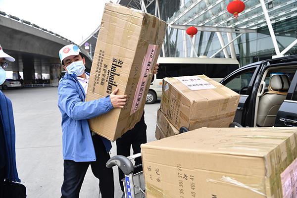 组图|138人!山东第二批援助医疗队即将启程奔赴湖北