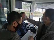 """暂停线路、升级""""装备"""" 潍坊公交系统这样防控疫情"""