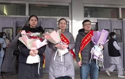 38秒|致敬最美逆行者!聊城第三人民医院3名医护人员奔赴湖北武汉