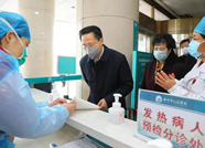 众志成城 抗击疫情丨潍坊市委书记惠新安到一线检查指导疫情防控工作