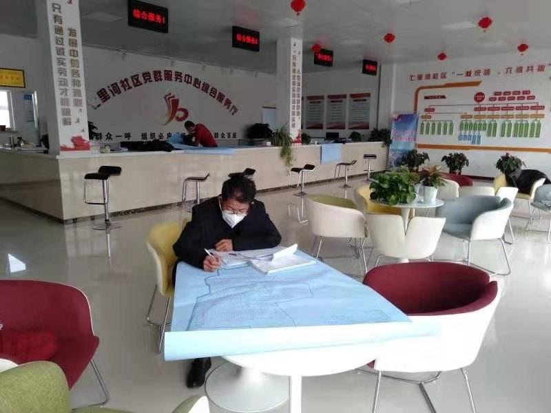 胶州所有村庄完成疫情防控作战图 全域落实网格化管理